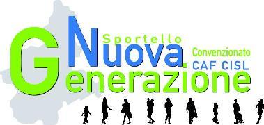 Sportello Nuova Generazione Convenzionato CAF CISL