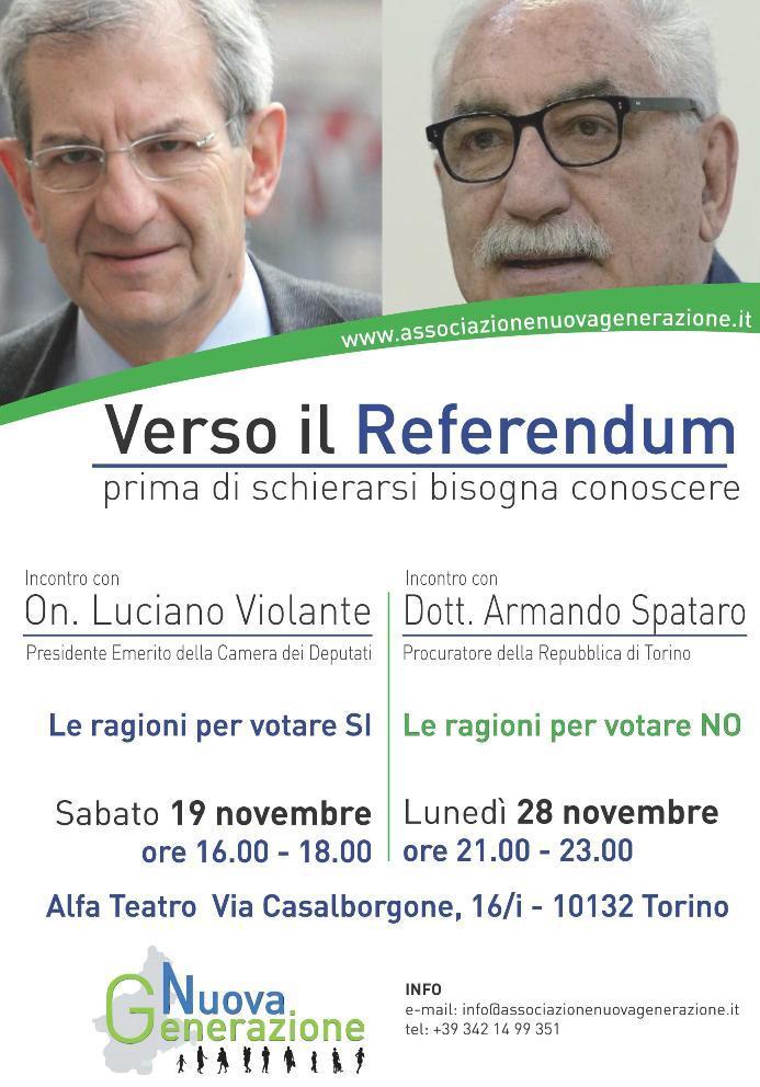 Incontri Violante Spataro